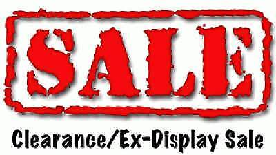 LUXURY MATTRESSES FLOOR DISPLAYS NOW ON TOTAL CLEARENCE SALE!!!