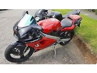 Cagiva mito 125 7 speed mot 35bhp very fast bargain