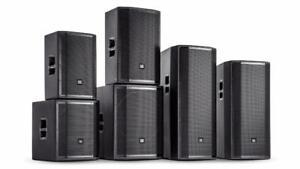 LOCATION SPEAKER/HAUT-PARLEUR & SUBWOOFER JBL PRX 800 -10''-12''-15''-18'' - 1500 WATTS * 25$ POUR 3 JOURS !!!