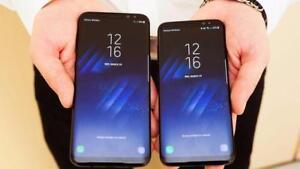 Brand New Sealed box unlocked Samsung S8 LTE Black G950W8