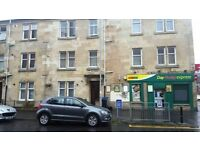 Traditional 1 Bedroom 1st Floor Flat Seedhill Road Paisley Available 22nd May 2017