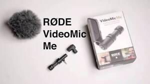 Rode VideoMic Me Microphone for Smartphones