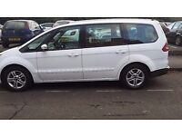 60 plate ford galaxy