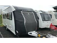 Tow Pro Caravan Front Towing Cover.