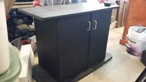 Aquarium STAND: Hagen for a 33 gallon strong cabinet stand