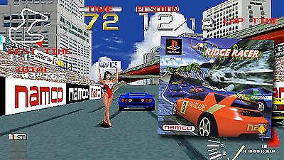 Ridge Racer von Namcos