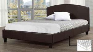 IF-133E Platform Bed (Available in Queen, Double and Single)