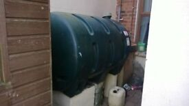 Oil Tank Belfast Removed
