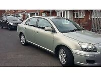 Reliable Toyota Avensis Silver D4D