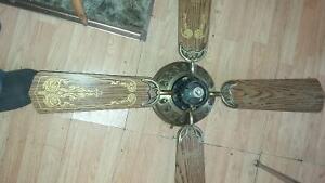 4 Blade 3 Speed Ceiling fan