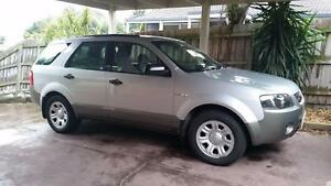 2005 Ford Territory TX, 5 Door, All Wheel Drive, Auto Petrol SUV Carrum Downs Frankston Area Preview