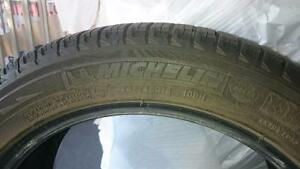 Michelin X ice winter tires set of 4
