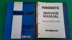 Hinomoto Tractor Service Manual Killarney Vale Wyong Area Preview