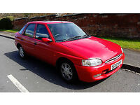 Ford Escort 1.6 Ghia 5 Door Hatchback Alloy Wheels