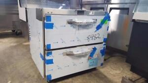 Under counter cooler with two drawers ( Heavy Duty ) Made in U.S.A
