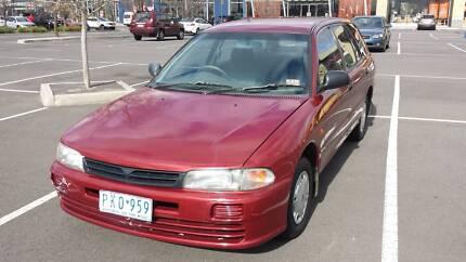 1998 Mitsubishi Lancer Wagon in Good Condition