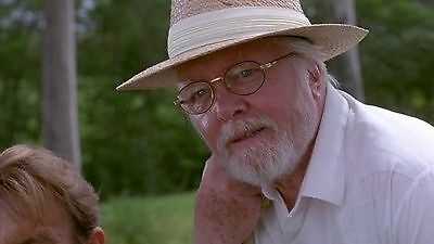 Verschlief den Hurricane: Richard Attenborough