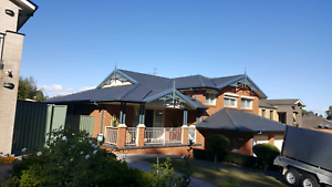 Roof restoration (painting and cleaning) Glendenning Blacktown Area Preview