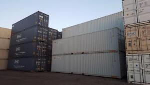 Need dry storage for flood relief? We have rental containers and we deliver. - The Container Guy