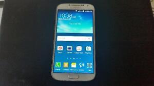 Samsung S4 Near Mint $140 FIRM