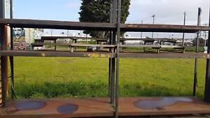 Shelves Steel Large industrial Heavy Duty Racking Racks Storage Geelong Geelong City Preview