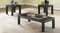 IF-2000 3pc Coffee Table Set