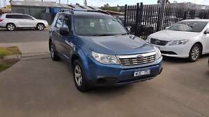 2008 Subaru Forester Wagon AUTO Williamstown North Hobsons Bay Area Preview