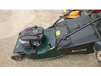 Big mower hayter harrier 56 variable speed rear roller drive lawn mower best mower made
