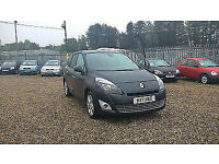 Renault Grand Scenic 1.5dCi ( 110bhp ) ( Bose Pk ) 2011MY Dynamique Tom Tom