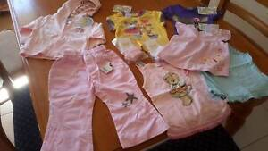size 000-0 girl clothes Wynnum West Brisbane South East Preview