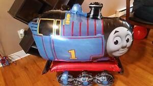 Thomas the Train Birthday Decorations REDUCED TO 35$