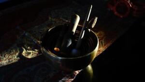 Singing Bowls (Old & Antique Himalayan Singing Bowls from Nepal)