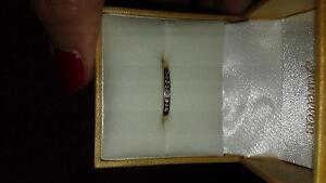 Wedding band & Engagement Ring Kawartha Lakes Peterborough Area image 3