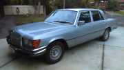 1979 mercedes benz 280se Athelstone Campbelltown Area Preview