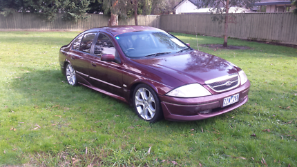 2000 Ford Fairmont Ghia Wrecking  Cars Vans  Utes  Gumtree