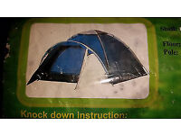 Cabello 2-person dome tent / festival / camping / two man tent immaculate as new