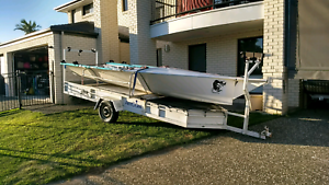 16ft skiff must be gone by this sunday Banyo Brisbane North East Preview