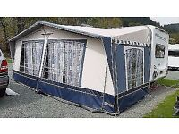 INCA SANDS AWNING 810CM. COST £1250. ONLY £200 !!!!!!!