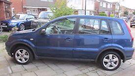 2008 Ford Fusion 1.4 Zetec 5dr [Climate] Petrol Hatchback