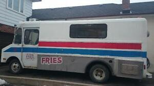 1980 GMC Food Truck Fully Equipped