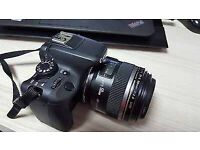 CANON EOS 100D 18.0MP Digital SLR Camera - Black | with18-55mm Lens