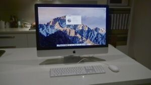 "Powerful iMac 27""+ i7 + 3.4ghz + 1TB internal + Great Price! Melbourne CBD Melbourne City Preview"