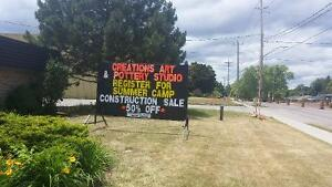 Business For Sale - Creations Art and Pottery Studio Kitchener / Waterloo Kitchener Area image 2