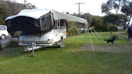 2011 Jayco Swan Outback