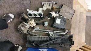 2003-2008 TOYOTA COROLLA PARTS SEE LIST & TRAILER WIRING