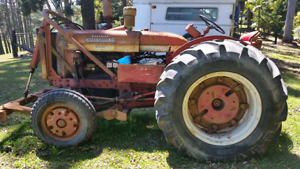 TRACTOR INTERNATIONAL Coramba Coffs Harbour Area Preview