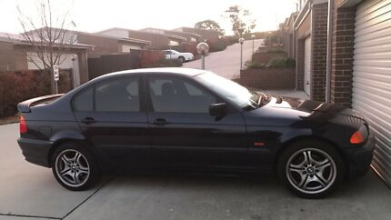 2000 BMW 318i E46 Bonner Gungahlin Area Preview