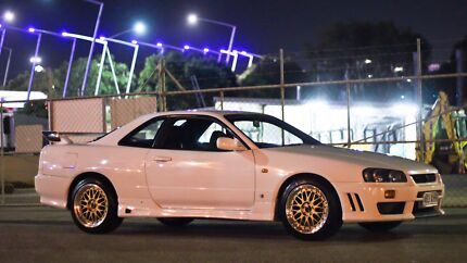 1998 Nissan Skyline GT-T Coupe