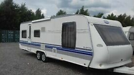 Hobby 690 uk with motor mover for sale