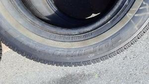 Used winter Tires P215 70r15